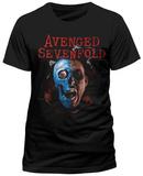 Avenged Sevenfold - Robot Head Skjorter