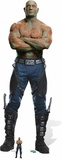 Drax the Destroyer - Guardians of the Galaxy Vol. 2 - Mini Cutout Included Pappfigurer