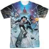 Valiant: Harbinger- Issue 18 Cover Art T-shirts