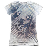 Juniors: Kiss- Ath The Gates Womens Sublimated