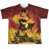 Youth: Gone With The Wind- Fire And Love T-Shirt
