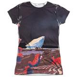 Juniors: Yes- Drama Album Art T-Shirt