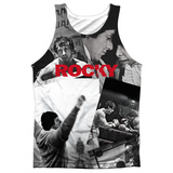 Tank Top: Rocky- 40th Anniversary Collage Tank Top