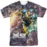 Valiant: Xo Manowar- Surrounded T-shirts