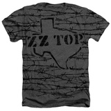 Zz Top- Texas Branded (Premium) T-shirts