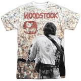 Woodstock- Sea Of Fans Shirt