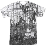 Woodstock- Stage Climb T-shirts
