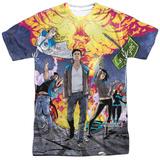 Valiant: Harbinger- Issue 12 Cover Art T-Shirt