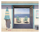 The Beach Club Prints by Daniel Pollera
