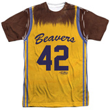 Teen Wolf- Beavers Jersey 42 T-Shirt