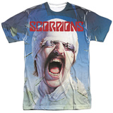 Scorpions- Blackout Album Art Shirt