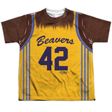 Youth: Teen Wolf- Beavers Jersey 42 Shirts