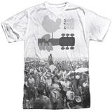 Woodstock- Crowded Field T-shirts