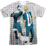 Valiant: Quantum And Woody- The Bros T-shirts