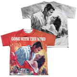 Youth: Gone With The Wind- Poster Art (Front/Back) Shirts