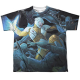 Youth: Valiant: Xo Manowar- Galactic Warrior T-Shirt