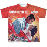 Youth: Gone With The Wind- Poster Art T-shirts