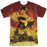 Gone With The Wind- Fire And Love T-Shirt