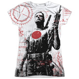 Juniors: Valiant: Bloodshot- Issue 1 Cover Art T-shirts