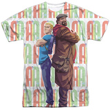 Valiant: Archer & Armstrong- Unlikely Team T-Shirt