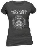 Guardians of the Galaxy Vol. 2 - Crest Skjorte