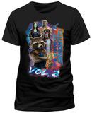 Guardians of the Galaxy Vol. 2 - Group Pose Vêtements