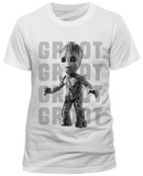 Guardians of the Galaxy Vol. 2 - Photo Groot Tshirts