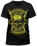 Black Label Society - Skull T-skjorte