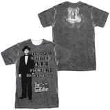 Godfather- Family Business Settled (Front/Back) Shirt