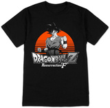 Dragon Ball Z Resurrection F T-shirts