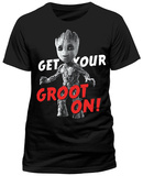 Guardians of the Galaxy Vol. 2 - Get Your Groot On T-Shirts