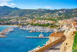 Calvi Marina, Balagne, Corsica Island, France Photographic Print by Jan Wlodarczyk