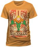 Aquaman - Border T-shirts