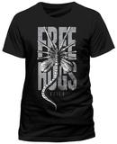 Alien - Free Hugs T-Shirt