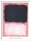 Senza titolo, 1967 Poster di Mark Rothko