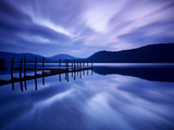 Jetty Photographic Print by Klaus-Peter Wolf