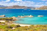 Caprera Island, La Maddalena Archipelago National Park, Sardinia, Italy Photographic Print by Jan Wlodarczyk