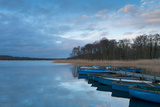 A View of Ormesby Little Broad in the Norfolk Broads Photographic Print by Jon Gibbs