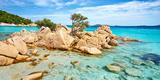 Costa Smeralda Beach, Sardinia Island, Italy Photographic Print by Jan Wlodarczyk