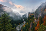 Carpathian Mountains, Slovakia, Europe Photographic Print by Nico Stengert