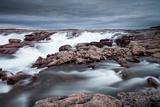 Canada, Nunavut Territory, Bury Cove Along West Coast of Hudson Bay Photographic Print by Paul Souders