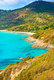 Golfe De Sagone, West Coast, Corsica Island, France Photographic Print by Jan Wlodarczyk