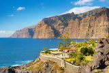 Los Gigantes Cliff, Tenerife, Canary Islands, Spain Photographic Print by Jan Wlodarczyk