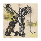 Golf Swing Posters by  KUCO