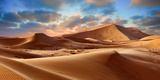 Sahara Sand Dunes of Erg Chebbi, Morocco, Africa Photographic Print by Paul Williams
