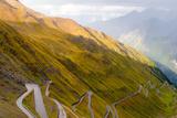 Stelvio Pass, Passo Dello Stelvio, Ortler Alps Photographic Print by Karl Thomas
