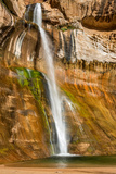 Lower Calf Creek Falls, Grand Staircase-Escalante National Monument, Utah, USA Fotodruck von Witold Skrypczak
