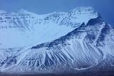 Snowclad Hafursfell, Snaefellsness Peninsula, Iceland Photographic Print by David Noton