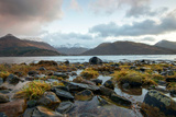 The Beach at Loch Leven in North Ballachulish in Scotland, UK Photographic Print by Tracey Whitefoot