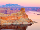Lake Powell [Glen Canyon National Recreation Area] Utah Photographic Print by George H.H. Huey
